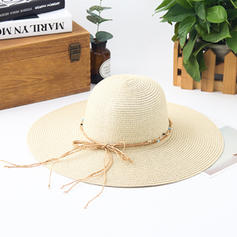 Ladies' Classic With Bowknot Beach/Sun Hats