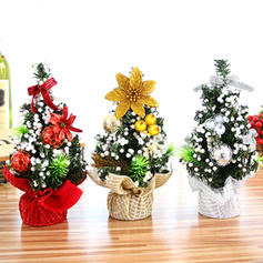 Christmas Ornaments Pvc Holiday Decoration