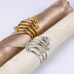 Vintage Stainless Steel Napkin Ring