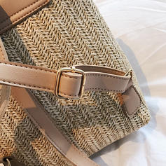 Unique/Fashionable Straw Backpacks