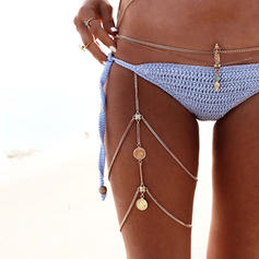 Sexy Alloy Women's Beach Jewelry