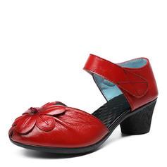 Vrouwen PU Chunky Heel Pumps met Van Toepassing schoenen