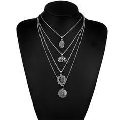 Exotic Alloy Women's Beach Jewelry