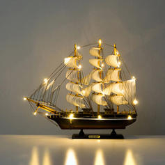 Mediterranean Bamboo Light Ocean Ship Models