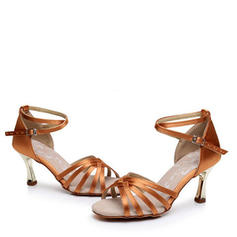 Women's Latin Satin Latin