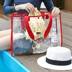 Fashionable PVC Beach Bags
