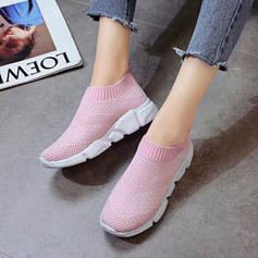 Women's Mesh Low Heel shoes