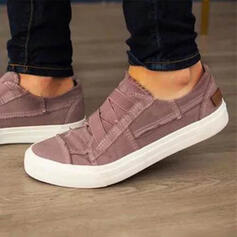 Women's Fabric Casual With Elastic Band shoes