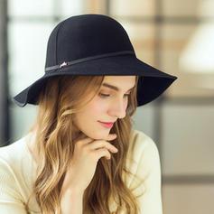 Dames Beau/Magnifique/Style Classique Coton Chapeau melon / Chapeau cloche