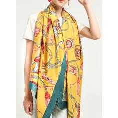 Retro /Wijnoogst aantrekkelijk/mode Sjaal