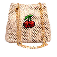 Unique Straw Totes Bags/Shoulder Bags