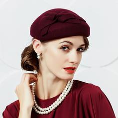 Dames Spécial Coton avec Bowknot Chapeaux de type fascinator