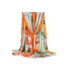 Floral Shawls/fashion/fresh Scarf