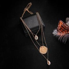 Modern Utsökt Legering Halsband