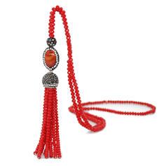 Unique Shining Crystal Necklaces