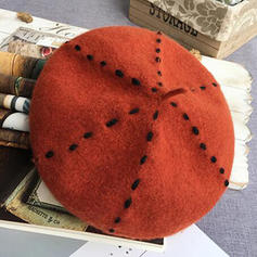 Ladies' Beautiful/Charming Acrylic/Wool Blend Beret Hats