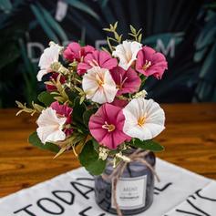 12'' Soie Plastique Bouquets
