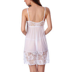 Polyester Lace Babydoll