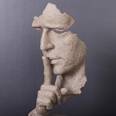 Vintage Resin Figurines & Sculptures