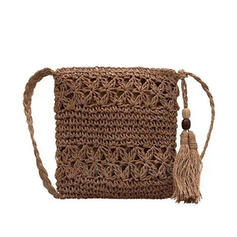 Dreamlike/Vintga/Bohemian Style/Braided Crossbody Bags/Shoulder Bags/Beach Bags/Bucket Bags/Hobo Bags