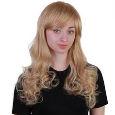 Vlnitý Mix pravých vlasů Paruky z pravých vlasů 170g