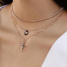 Único Exquisite Elegante Liga Conjuntos de jóias Brincos Jóias De Praia