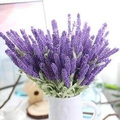 """20.47""""(Approx.52cm) Lavender Plastic EVA Bouquets (Set of 4)"""