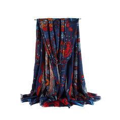 Blumen/Retro /Jahrgang attraktiv/mode Schal