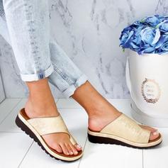 Жіночі ПУ Низька підошва Тапочки з Інші взуття