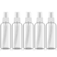 Çok fonksiyonlu 100ML Plastik Sprey şişesi (5 lü set)