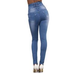 Bolsos Shirred Grandes Elegante Sexy Jeans