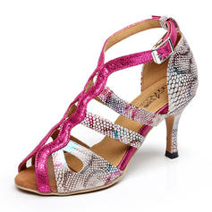 Women's PU Stiletto Heel Sandals shoes
