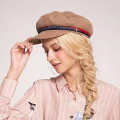 Ladies' Fashion/Pretty Polyester/Acrylic Baseball Cap