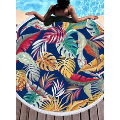 Rosa/Bohemia moda/fresca toalla de playa