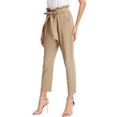 Solid Capris Casual Solid Pants