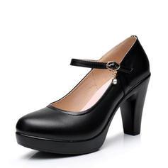 Women's Ballroom Character Shoes Heels Real Leather Ballroom