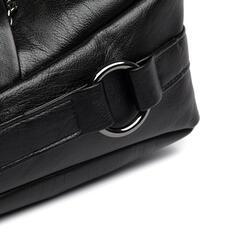 Elegante/Clássica/Bolinho de massa Shaped/Simples/Super conveniente/Saco da mamãe Bolsas de lona/Bolsa de Ombro/Balde Malas/Hobo Malas