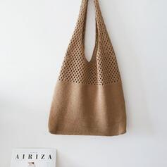 Elegant/Vintga/Braided/Super Convenient Hobo Bags