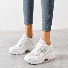 Női Alkalmi Szabadtéri -Val Lace-up cipő