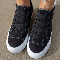 Women's Cloth Casual Outdoor With Zipper Elastic Band shoes