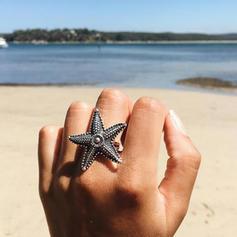étoile de mer Alliage Femmes Bijoux de plage