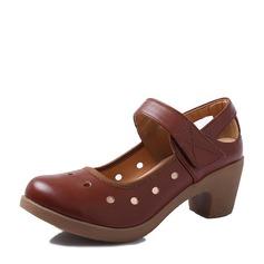 Жіночі Взуття для танців Кросівки Реальна шкіра Кросівки