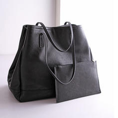 Solid Color Tote Bags/Bucket Bags