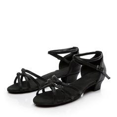 Enfants Latin Chaussures plates Similicuir Latin