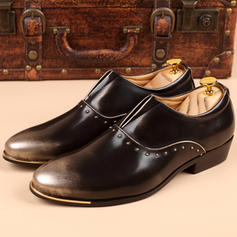 Penny Loafer Casual Leatherette Men's Men's Loafers