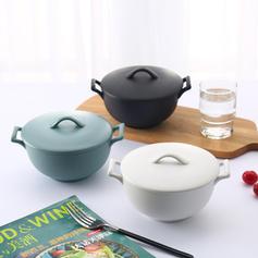 Simple Porcelain Bowls