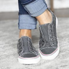 Women's Canvas Outdoor Athletic With Others shoes