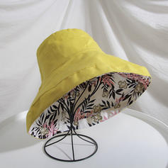 Ladies' Hottest Cotton Beach/Sun Hats/Bucket Hats
