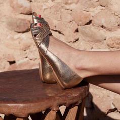 De mujer Tacón plano Planos Dedo del pie puntiagudo con Bowknot zapatos