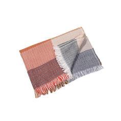 Пліда/Колірний блок Мода/Холодна погода Шарф